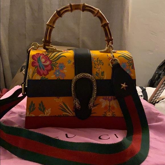 Gucci Handbags - Gucci Dionysus Bag